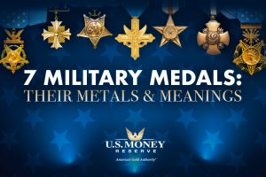 7 Military Medals: Their Metals and Meanings