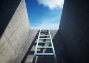 Ladder Out of Hole