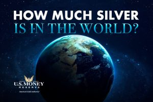 How Much Silver Is In the World?