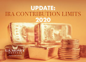 Update: IRA Contribution Limits 2020