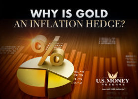 Why Is Gold An Inflation Hedge?