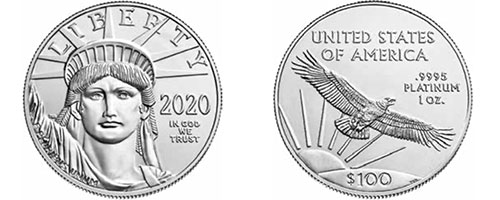Platinum American Eagle Coins