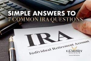 Simple Answers to Common IRA Questions