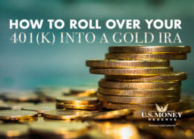 How to Roll Over Your 401(k) Into a Gold IRA