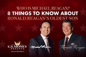 Who Is Michael Reagan? 8 Things to Know About Ronald Reagan's Oldest Son
