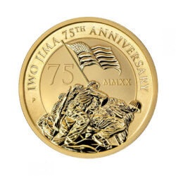 Iwo Jima Gold Bullion Coin