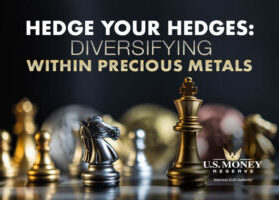Hedge Your Hedges: Diversifying within Precious Metals