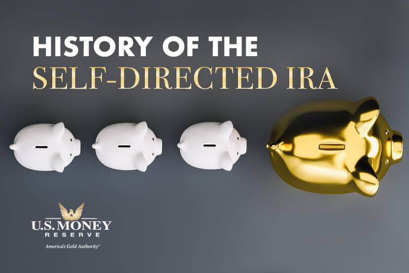 History of the Self-Directed IRA