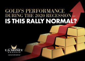 Gold's Performance During the 2020 Recession - Is This Rally Normal?
