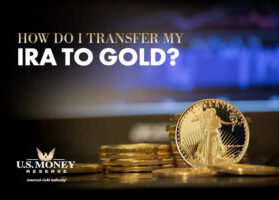 How Do I Transfer My IRA to Gold?