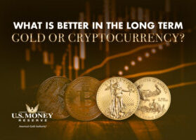 What Is Better in the Long Term: Gold or Cryptocurrency?