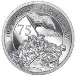 Iwo Jima 5oz silver Video