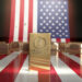 American Flag & Gold Bar
