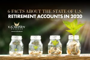 6 Facts About the State of Retirement Accounts in America