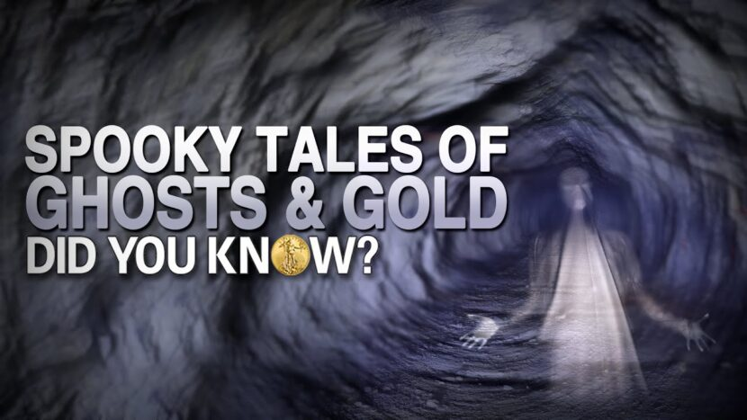 spooky tales of ghosts & gold: did you know?
