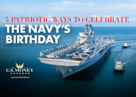 5 Patriotic Ways to Celebrate the Navy's Birthday