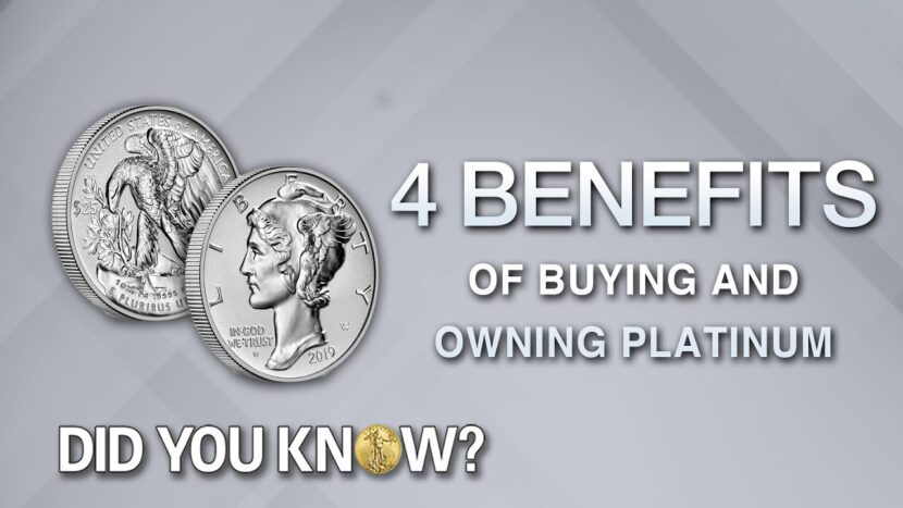 4 benefits of buying and owning platinum did you know