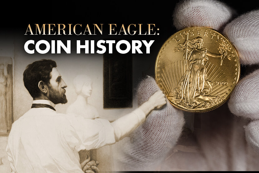 American Eagle: Coin History