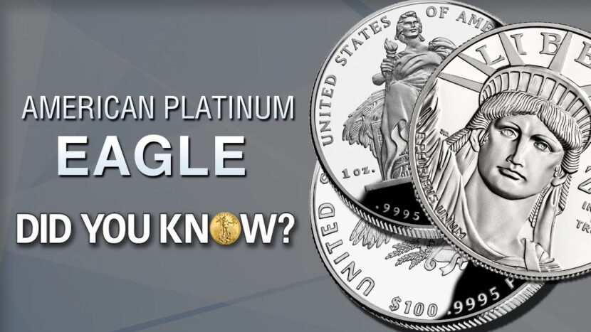 american platinum eagle did you know