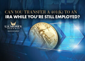 Can You Transfer a 401(k) to an IRA While Still Employed?