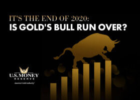 It's the End of 2020: Is Gold's Bull Run Over?