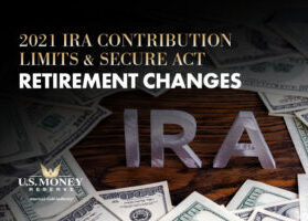 2021 IRA Contribution Limits and Secure Act Retirement Changes