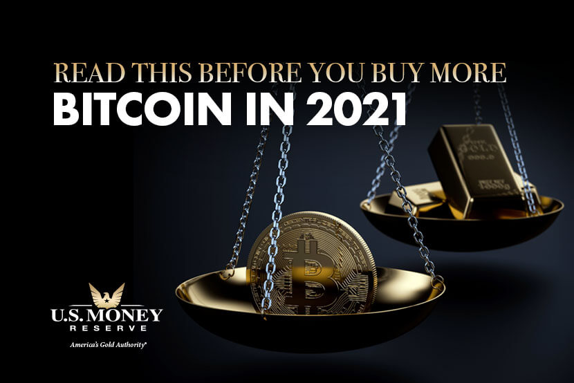 Read This Before You Buy Bitcoin in 2021