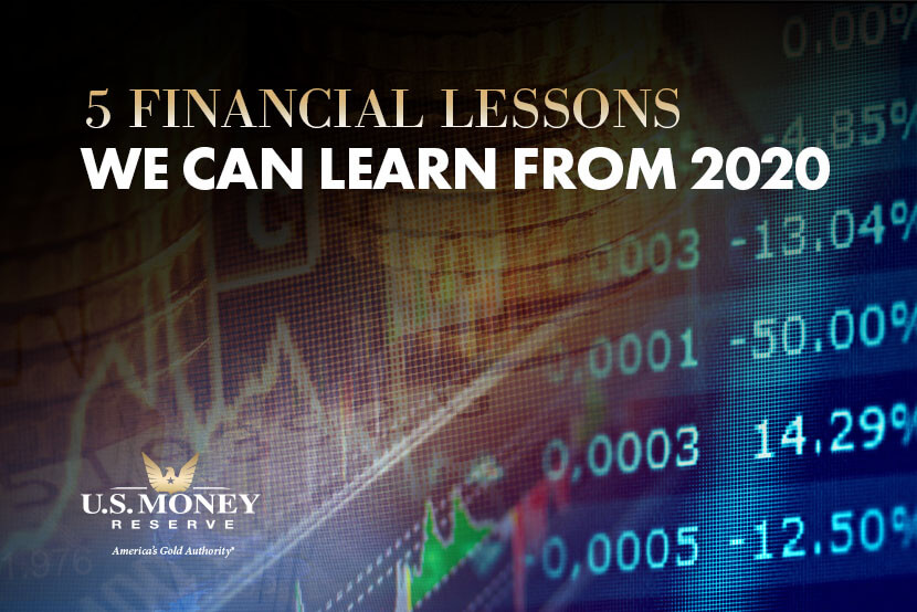 5 Financial Lessons We Can Learn From 2020
