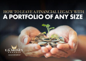 How to Leave a Financial Legacy with a Portfolio of Any Size