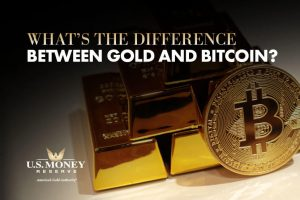 What's the Difference Between Gold and Bitcoin