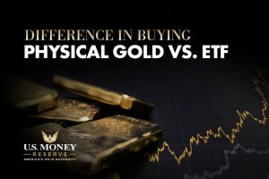 Difference Between Physical Gold vs ETF