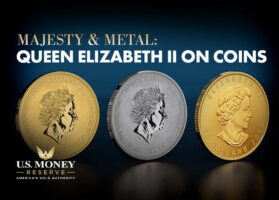 Majesty and Metal: Queen Elizabeth II on Coins