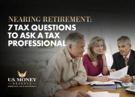 Nearing Retirement: 7 Tax Questions to Ask a Tax Professional