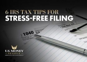 6 IRS Tax Tips for Stress-Free Filing
