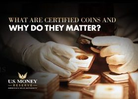 What Are Certified Coins and Why Do They Matter