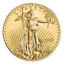 1/10 oz. Gold American Eagle Coin