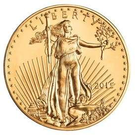 1 oz. Gold American Eagle Coin