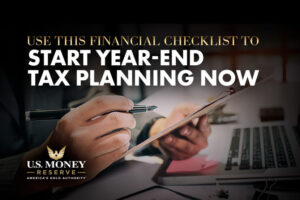 Use This Financial Checklist to Start Year-End Tax Planning Now