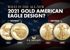 What Is the All-New 2021 Gold American Eagle Design?