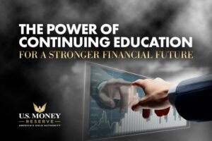 The Power of Continuing Education for a Stronger Financial Future