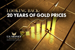 Looking Back: 20 Years of Gold Prices