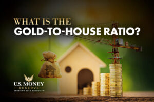What Is the Gold-to-House Ratio?