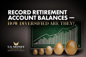 Record Retirement Account Balances - How Diversified Are They?