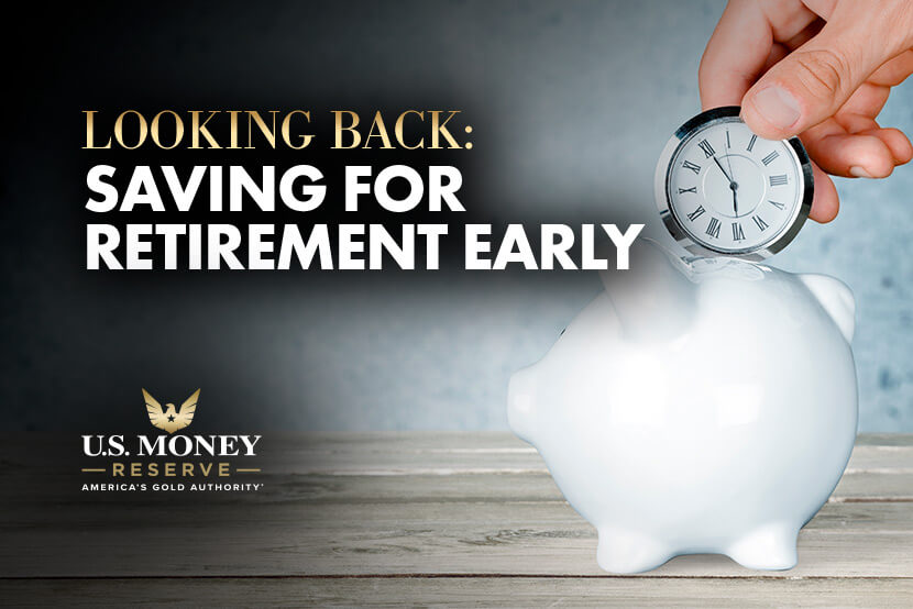 Looking Back: Saving for Retirement Early